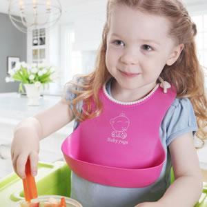 儿童吃饭兜防水围嘴