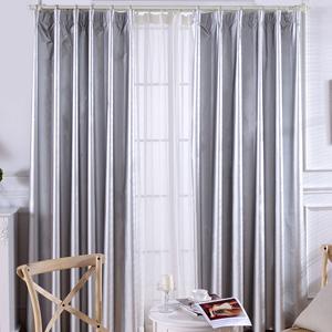 遮光加厚窗帘隔热布