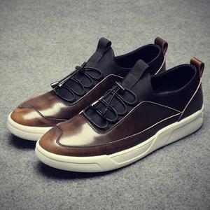 英伦韩版复古乐福鞋