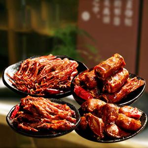 美味鸭肉系列