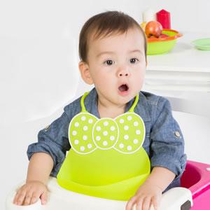 儿童吃饭兜围嘴口水兜