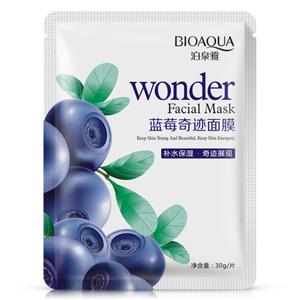 蓝莓奇迹面膜