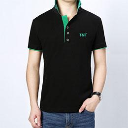 男士丝光棉短袖T恤