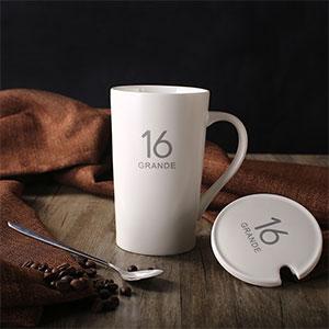 创意陶瓷马克杯